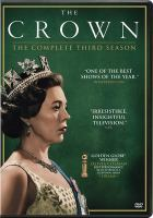 Cover image for The crown. The complete third season [videorecording (DVD)] = The crown. 3a temporada = The crown. Temporada 3