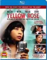 Cover image for The yellow rose [videorecording (Blu-ray)]
