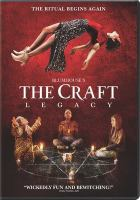 Cover image for The craft. Legacy [videorecording (DVD)]