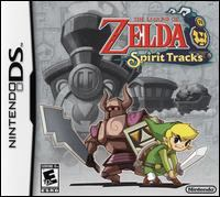 Cover image for The legend of Zelda [electronic resource (video game)] : spirit tracks.