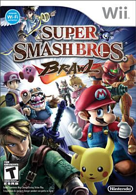 Cover image for Super Smash Bros. Brawl [electronic resource (video game)]