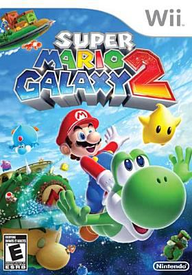 Cover image for Super Mario galaxy 2 [electronic resource (video game)]