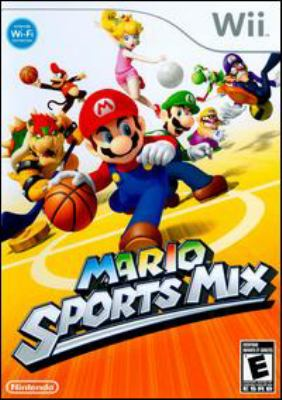 Cover image for Mario. Sports mix [electronic resource (video game)].