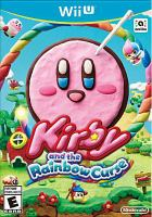 Cover image for Kirby and the rainbow curse [electronic resource (video game)]