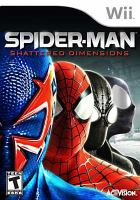Cover image for Spider-Man [electronic resources (video game)] : shattered dimensions.