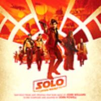 Cover image for Solo [sound recording (CD)] : a Star wars story