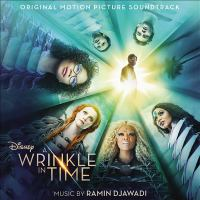 Cover image for A wrinkle in time soundtrack [sound recording (CD)]
