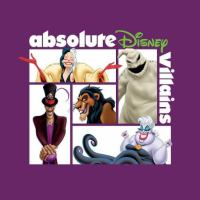 Cover image for Absolute Disney. Villains [sound recording (CD)].