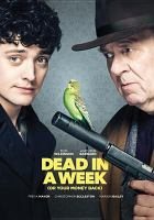 Cover image for Dead in a week [videorecording (DVD)] : or, your money back