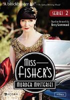 Cover image for Miss Fisher's murder mysteries. Series 2 [videorecording (DVD)]