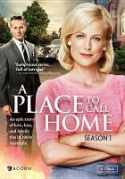 Cover image for A place to call home. Season 1 [videorecording (DVD)]