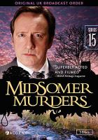 Cover image for Midsomer murders. Series 15 [videorecording (DVD)]