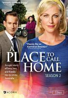 Cover image for A place to call home. Season 2 [videorecording (DVD)]
