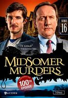 Cover image for Midsomer murders. Series 16 [videorecording (DVD)].