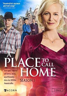 Cover image for A place to call home. Season 3 [videorecording (DVD)]