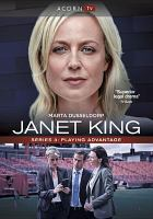 Cover image for Janet King. Series 3, Playing advantage [videorecording (DVD)]