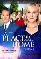 Cover image for A place to call home. Season 5 [videorecording (DVD)]