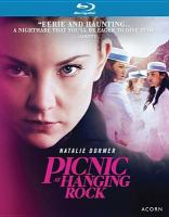 Cover image for Picnic at Hanging Rock [videorecording (Blu-ray)]