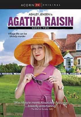 Cover image for Agatha Raisin. Series 2 [videorecording (DVD)].