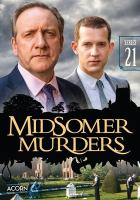 Cover image for Midsomer murders. Series 21 [videorecording (DVD)]