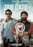 Cover image for Due date [videorecording (DVD)]