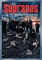 Cover image for The Sopranos. The complete fifth season [videorecording (DVD)]