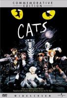 Cover image for Cats [videorecording (DVD)]