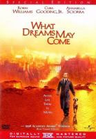 Cover image for What dreams may come [videorecording (DVD)]