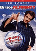 Cover image for Bruce Almighty [videorecording (DVD)]