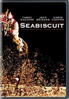 Cover image for Seabiscuit [videorecording (DVD)]