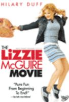 Cover image for The Lizzie McGuire movie [videorecording (DVD)]
