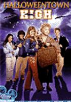 Cover image for Halloweentown high [videorecording (DVD)]
