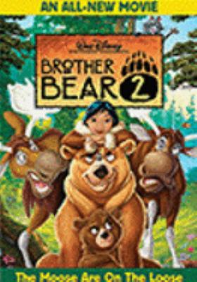 Cover image for Brother Bear 2 [videorecording (DVD)]
