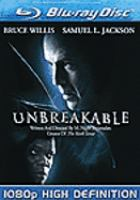 Cover image for Unbreakable [videorecording (Blu-ray)]