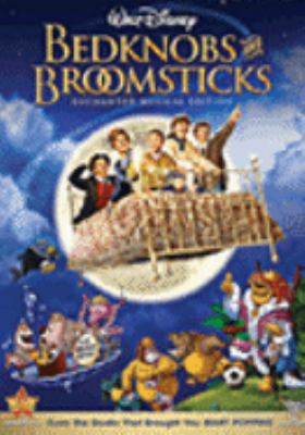 Cover image for Bedknobs and broomsticks [videorecording (DVD)]