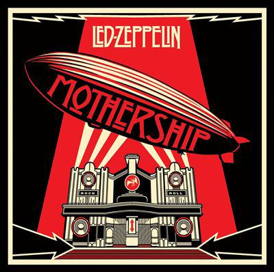 Cover image for Mothership [sound recording (CD)]