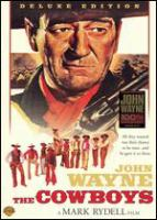 Cover image for The cowboys [videorecording (DVD)]