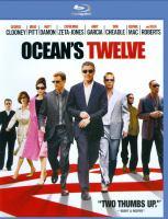 Cover image for Ocean's twelve [videorecording (Blu-ray)]