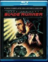 Cover image for Blade runner [videorecording (Blu-ray)]: the final cut
