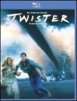 Cover image for Twister [videorecording (Blu-ray)]