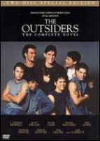 Cover image for The outsiders [videorecording (DVD)] : the complete novel