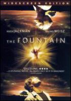 Cover image for The fountain [videorecording (DVD)]