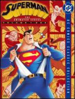 Cover image for Superman, the animated series. Volume one [videorecording (DVD)]