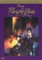 Cover image for Purple rain [videorecording (DVD)]