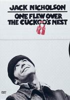 Cover image for One flew over the cuckoo's nest [videorecording (DVD)]