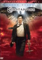 Cover image for Constantine [videorecording (DVD)]