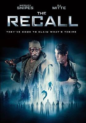Cover image for The recall [videorecording (DVD)]