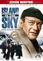 Cover image for Island in the sky [videorecording (DVD)]