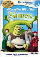 Cover image for Shrek [videorecording (DVD)]