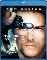 Cover image for Minority report [videorecording (Blu-ray)]
